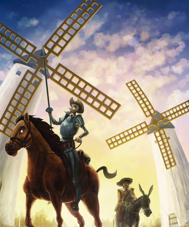 Don Quijote Análisis Personajes Características