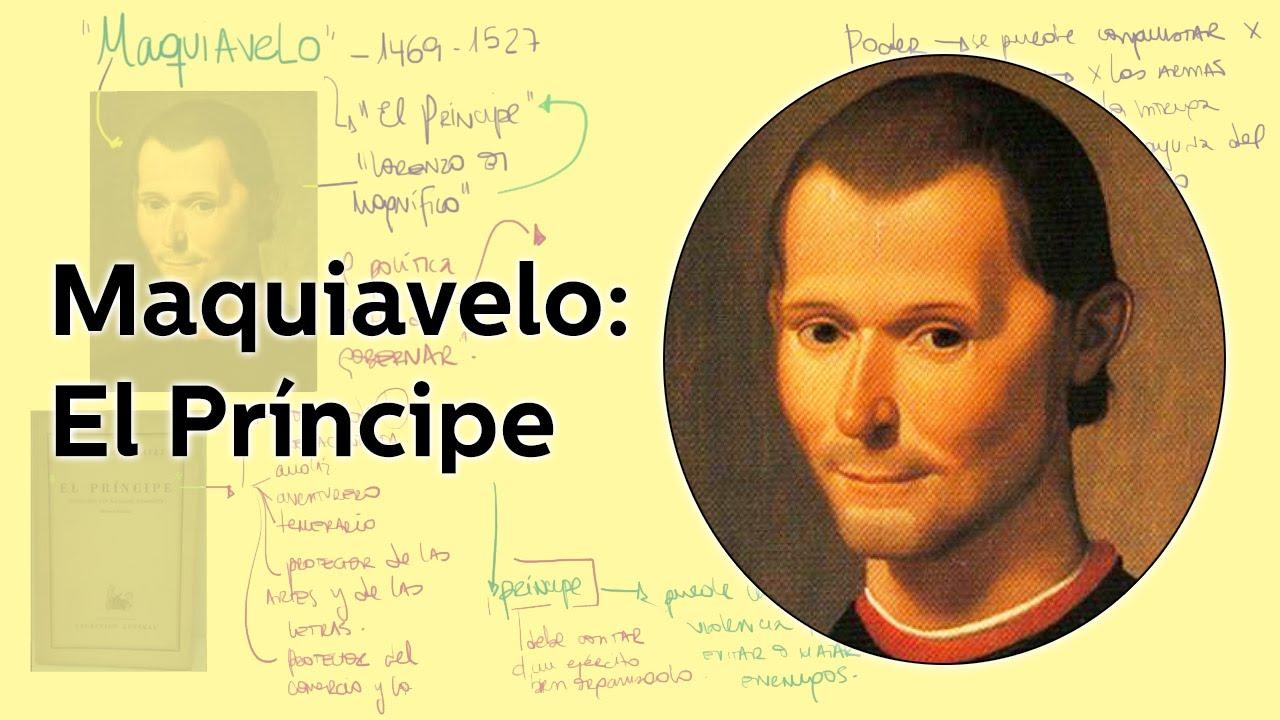 El Príncipe De Maquiavelo Análisis Ideas Principales