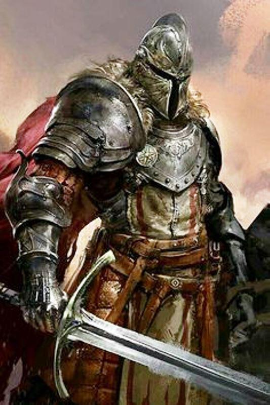 El caballero de la armadura oxidada 9