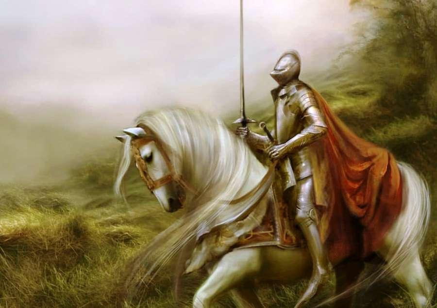El caballero de la armadura oxidada 12