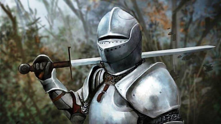 El caballero de la armadura oxidada 16