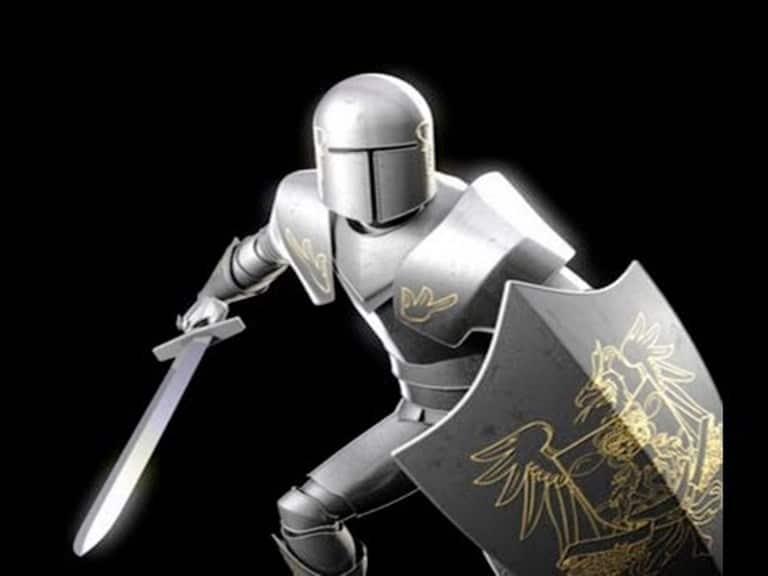 El caballero de la armadura oxidada 4