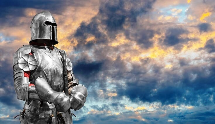 El caballero de la armadura oxidada 6