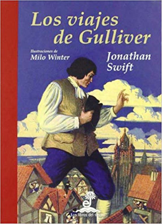 Los viajes de gulliver 12