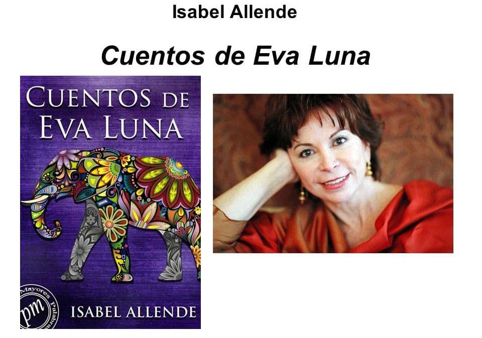 Isabel Allende Cuentos de Eva Luna