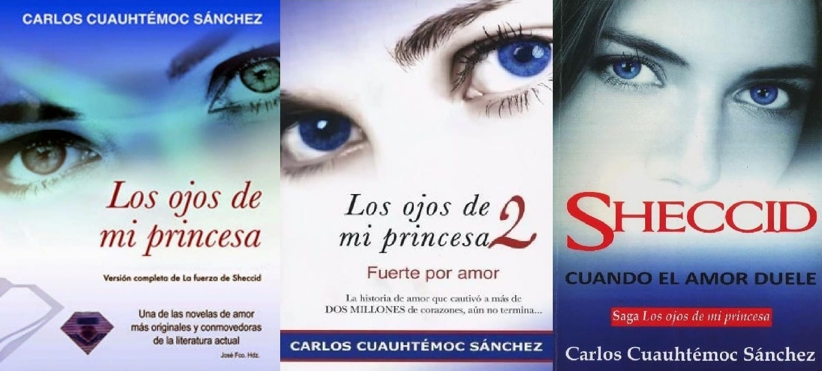 Los Ojos De Mi Princesa De Carlos Cuahutemoc