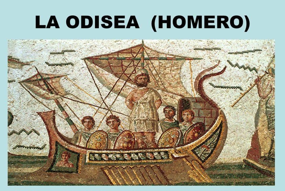 La Odisea Libro De Homero Sinopsis Reseña Y Más