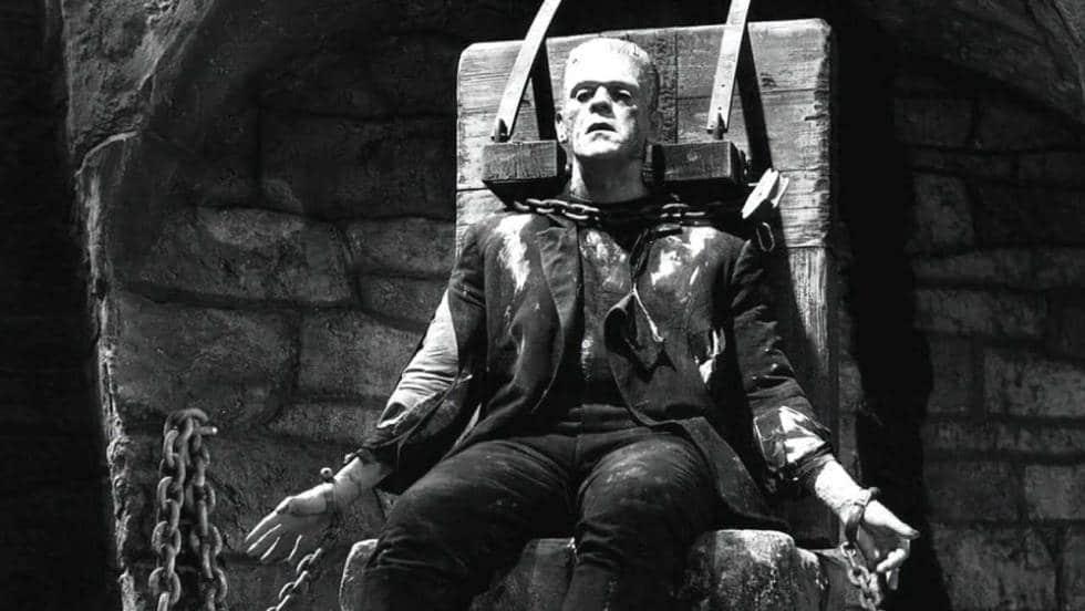 resumen de Frankenstein