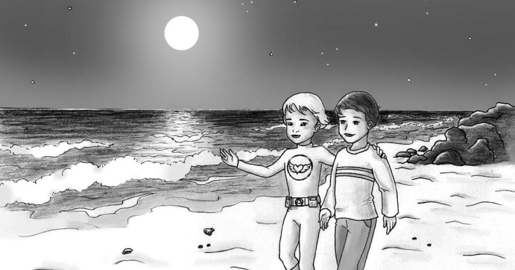 ami el niño de las estrellas