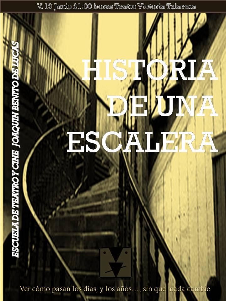 Historia De Una Escalera Obra De Antonio Buero Vallejo