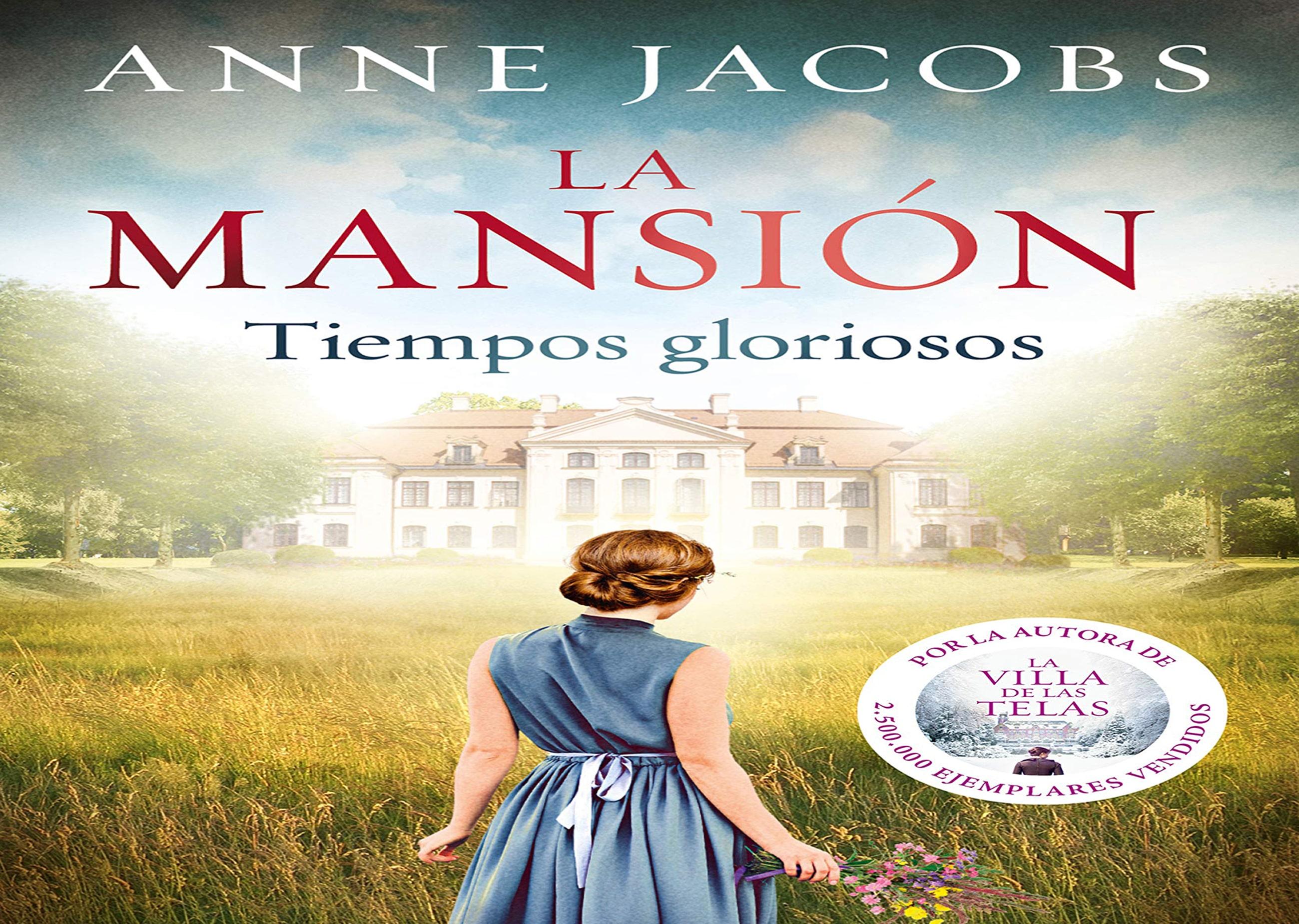 Anne Jacobs Biografía Y Libros De La Autora