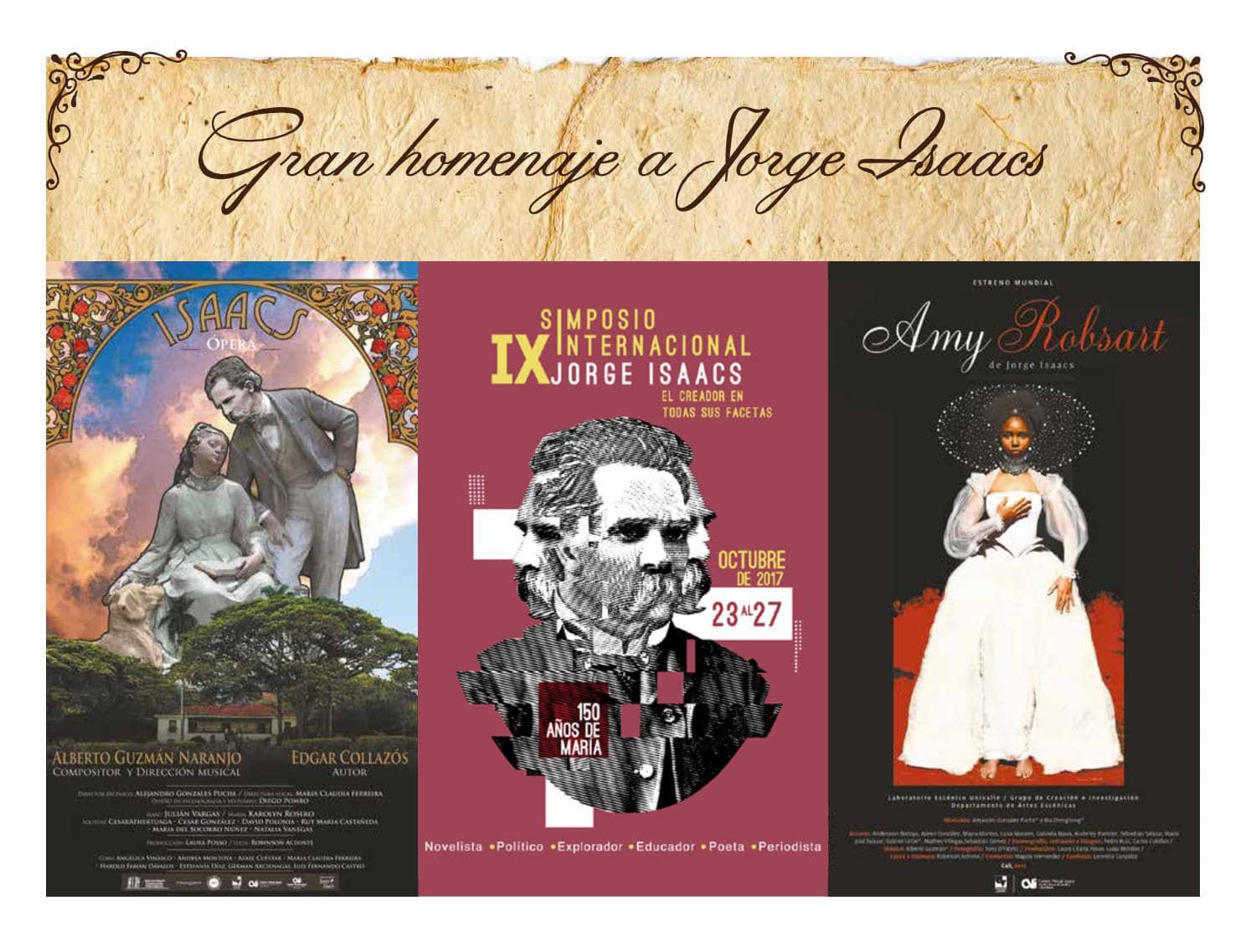 BIOGRAFÍA, HISTORIA Y POEMAS DE JORGE ISAACS